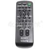 Sony RMAMU137 Remote Control