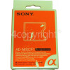 Sony Memory Stick Duo Adapter For Compact Flash Slot