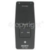 Sony RMF-TX100E TV Remote Control