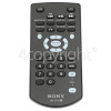 Sony RX-X170 Car Multimedia Remote Control