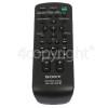 Sony RM-AMU166 Hi-Fi Remote Control