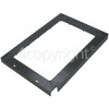 CM2400 Panel Door B25l Vi Without Hole Lg Abs+pc Gn-5007fm Injection Black