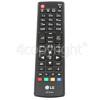LG AKB74475481 Remote Control