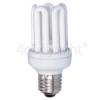 Energy Saver Bulbs  25W ES Mini 5U Low Energy Lamps