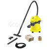 Karcher WD3 Tough Vac Multi-Purpose Vacuum Cleaner