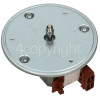 Baumatic BT2750BL Oven Fan Motor : IMS. Srl. Type 7100VR 30W