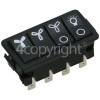Neff D2615X0GB/01 Switch