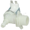 Maytag Single Solenoid Inlet Valve : 90Deg. With 12 Bore Outlet
