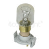 DeDietrich DME329BE14 Appliance Lamp & Base