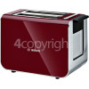 Bosch Styline 2 Slice Toaster