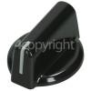 Baumatic B12 Oven Control Knob - Black