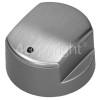 Whirlpool Hob Control Knob - Silver