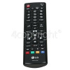 LG AKB74475490 Remote Control
