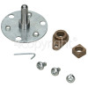 Indesit IDVA 735 S (UK) Drum Shaft Kit