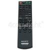 Sony DAVDZ260 RMADU008 Remote Control
