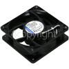 Rangemaster Cooling Fan Motor Assembly : EBMpapst AC 220/240V ( 4656N )
