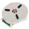Baumatic BHI909TS. Gwk Inductor Coil Radiator Plate 200MM Dia. 2300W