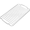 Rangemaster (8531) St St Induction Wire Grill Pan Grid : 215x365mm