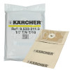 Karcher Paper Dust Bag (Pack Of 10)