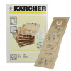 Karcher A2801 Plus Dust Bags & Micro Filter (Pack Of 5)