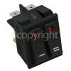Delonghi C20 Luminous Twin Switch