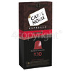 Carte Noire Espresso No.10 Intense Excellence Coffee Pods (Pack Of 40)