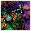 The Christmas Workshop 100 LED Multi-Colour Fairy Chaser Lights - UK Plug