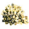 The Christmas Workshop 50 LED Warm White Timer Lights - Battery Powered