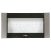 Candy CCM9202SX Main Oven Door Glass