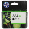 Hewlett Packard Genuine No.364XL High Capacity Black Ink Cartridge (CN684EE)