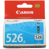 Canon Genuine CLI-526C Cyan Ink Cartridge