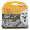 Kodak Genuine 30XL Black High Capacity Ink Cartridge