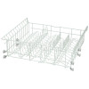 Bosch White Upper Dishwasher Basket Assembly