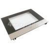 Amana OUTER DOOR GLASS AND SUPPORTS