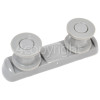 Stoves 444445944 Dishwasher Basket Guide Rail Support