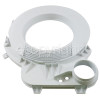 Cannon Air Duct - White