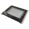 Indesit DFW5530IXUK Main Oven Outer Door Glass