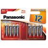 Panasonic AA Pro Power Alkaline Batteries