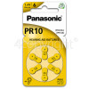Panasonic PR10 Hearing Aid Battery