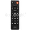 JVC UXP7 IRC86412 Soundbar Remote Control