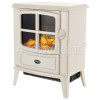 Dimplex Brayford 2KW Traditional Freestanding Electric Stove With Remote