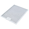 Gorenje Metal Grease Filter - Aluminum : 320x255mm ( On Box SPL0000 )