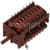 Oven Function Selector Switch : Gottak 7LA 891603 32010290