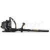 McCulloch GB 355 BP Petrol Powered Backpack Garden Blower – 46cc