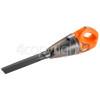 Flymo SimpliVac Li Cordless Garden Vacuum Cleaner