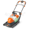 Flymo Glider Compact 330AX Electric Hover Collect Mower