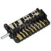 Ariston C 68 MT (XA) Oven Function Selector Switch : B+S (B&S) BS-Brand 30104/6
