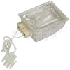Indesit 7OIF 896K GP.A IX RU Lamp Box + Lamp