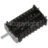 Rangemaster Oven Function Selector Switch EGO 42.08000.032