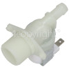 Cold Water Single Inlet Solenoid Valve : 180Deg. With 12 Bore Outlet